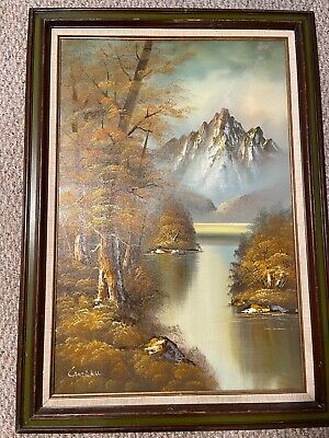 $ CDN6047.74 • Buy Phillip Cantrell- Original Oil Painting- Signed-great Mothers Day Gift Idea