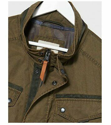 Camel Active Size GB 42/L Men's Brown Casual Jacket 199.95 Tag € NEW & Measured • 69.98£
