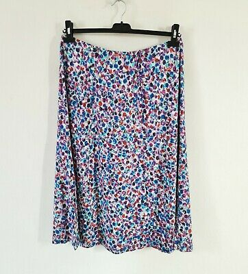 £14.99 • Buy Cotswold Collections Printed Jersey Midi Skirt Size Xl