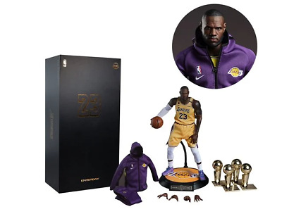 $329 • Buy NBA Collection Real Masterpiece LeBron James 1:6 Scale Action Figure IN STOCK!!