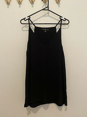 AU6 • Buy Forever New Black Singlet Camisole Top Size 16