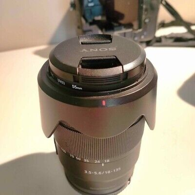 AU450 • Buy 18-135mm Sony Zoom Lens (3.5-5.6), Great Condition