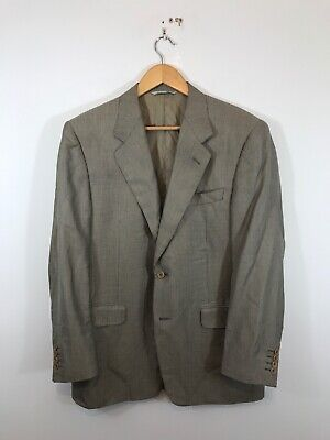 £32.50 • Buy Canali Silk/Wool Blazer 2 Button Jacket Sportscoat IT 50/UK 40