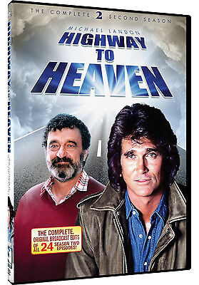 £3.61 • Buy Highway To Heaven: Complete Second Season 2 Two (5 Dvd) - New!