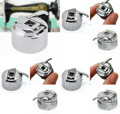 £1.49 • Buy 1 Pc Bobbin Case Premium Quality Sewing Machine Domestic Fits For Most Brand Uk