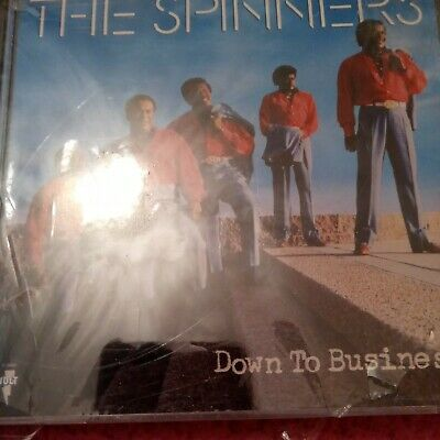 £3.50 • Buy The Spinners Cd Down To Business