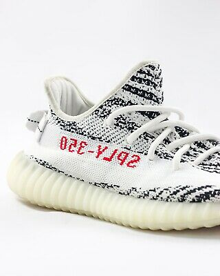 $ CDN254.09 • Buy Adidas Yeezy Boost 350 V2 Zebra 2017 CP9654 US 8 UK 7.5