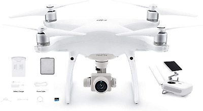 AU3016.28 • Buy Dji Phantom 4 Advanced+ (Plus) Drone Quadcopter 4K Camera Built-In Lcd On Remote