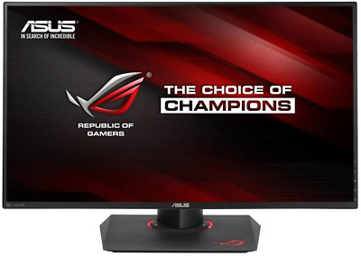 AU1998.83 • Buy Asus Rog Swift Pg279Q 27  Gaming Monitor, 1440P Wqhd (2560 X 1440), Ips, 165Hz (