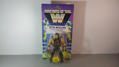 $32.50 • Buy Masters Of The WWE Universe: Seth Rollins - Wave 4 NEW SEALED 2020