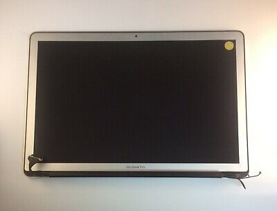 $34.99 • Buy Apple 15  MacBook Pro A1286 2010 LCD Screen Complete Assembly Matte AS-IS