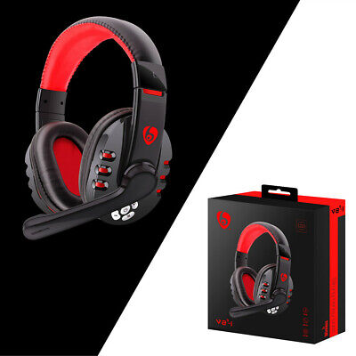 AU38.99 • Buy Wireless Gaming Headset W/ Mic Headphones Surround For PC Laptop  -Room
