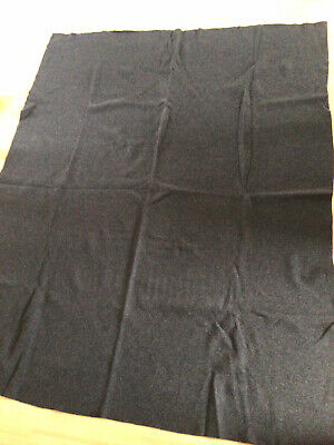 £12.50 • Buy Vintage Double Sided Wool Knit Fabric 185 X 150cm, Clothes, Crafts, Unused