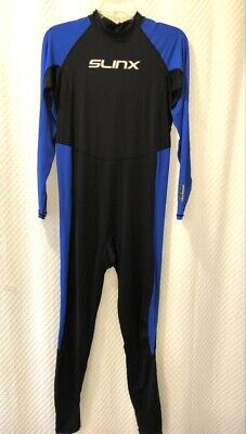 $34.99 • Buy Slinx Ultra Smooth Mens Large 1 Piece Dive Skin/Wet Suit