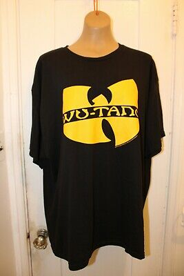 $ CDN163.67 • Buy Vintage 2007 Wu Tang Clan Hip Hop Rap Tee 2xl Xxl T Shirt Wu Wear