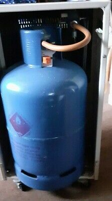 Gas Cylinders 15Kg (for Gas Heaters And Other Portable Items) • 80£