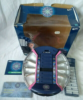 £17.99 • Buy Who Wants To Be A Millionaire Tiger Electronic 2000 GAME TESTED 100% COMPLETE