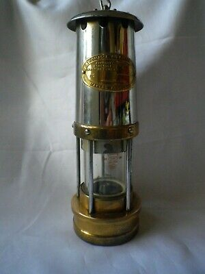 £35 • Buy Welsh Miners Lamp E Thomas & Williams 1973 Cambrian Type