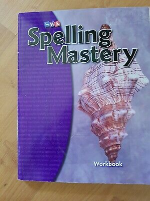 AU22 • Buy Spelling Mastery - Student Workbook Level D By McGraw-Hill Education (Paperback…
