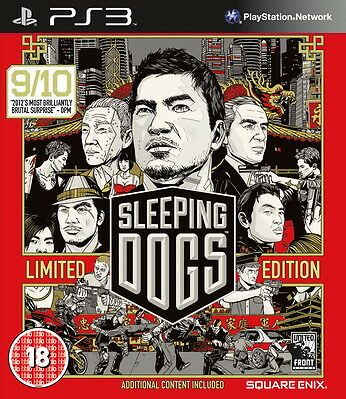 £3.40 • Buy Sleeping Dogs -- Limited Edition (Sony PlayStation 3, 2012)