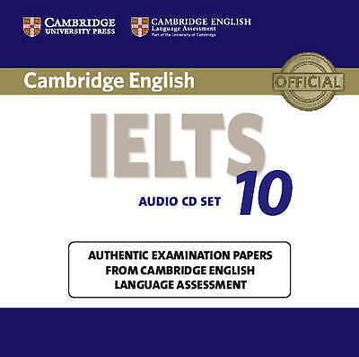 £5 • Buy Cambridge IELTS 10 Audio CDs (2): Authentic Examination Papers From Cambridge...