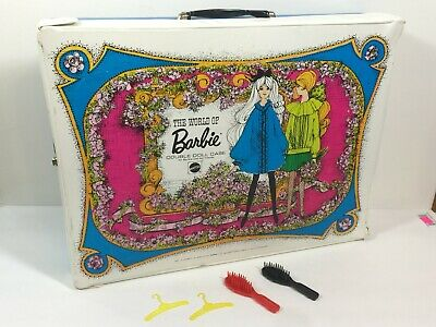 $ CDN18.13 • Buy Vintage Barbie  Double Doll  Case 1968 Mattel