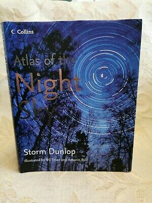 £5.80 • Buy Book Of Atlas Of The Night Sky, By Storm Dunlop - 2005