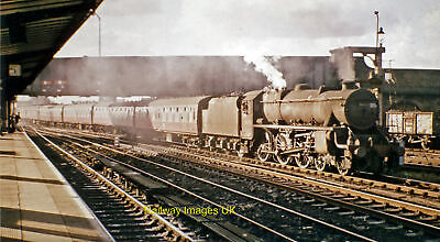 £2 • Buy Railway Photo -Up Express From North Wales Passing Chester General Stn  C1964