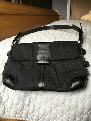 £5 • Buy Calvin Klein Black Handbag