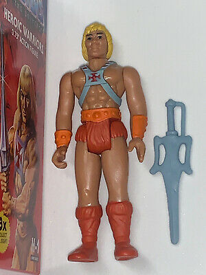 $19.99 • Buy Super7 MOTU Masters Of The Universe He-Man 3 3/4  ReAction Figure Blind Box