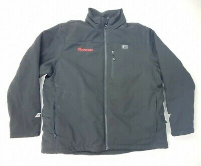 $ CDN187.54 • Buy Snap-On Black Heated Jacket With Out Portable Power Pack Men's Size XXL