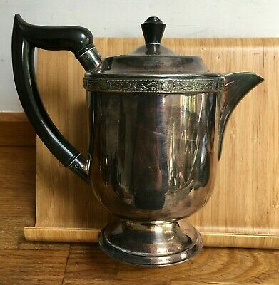 £11.99 • Buy Vintage Viners Of Sheffield Silver Plated Coffee Pot