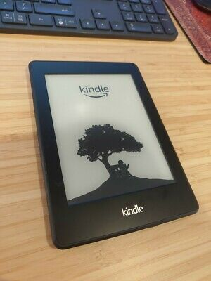 £12.60 • Buy Amazon Kindle 4GB 6  Wi-Fi E-reader - Black