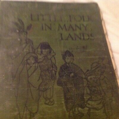 £8.35 • Buy  Little Folk In Many Lands Blackie And Sons