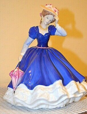 $ CDN85.49 • Buy Royal Doulton Figurine Mary HN3375 With Certificate (188)