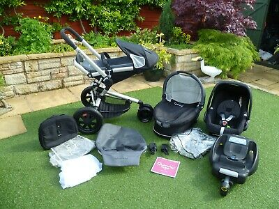 £140 • Buy Quinny Buzz Coplete Travel System Imaculate Condition(black)