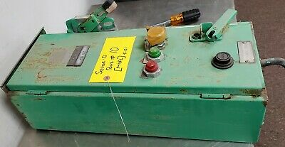 $195 • Buy Square D 8538 Combination Motor Starter Size 1 30A 10HP WORKING PULL M4FL#10