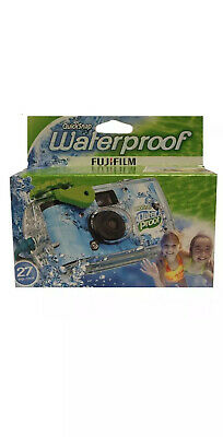 £8.51 • Buy 2 Pack Disposable Cameras Quick Snap Waterproof Pool Underwater 35mm FujiFilm