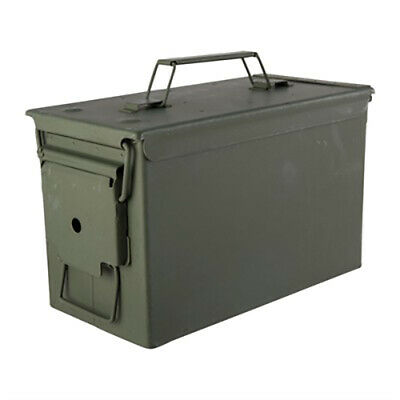 $14.95 • Buy New Clean 50cal Forest Green Ammo Can (from Brownells)