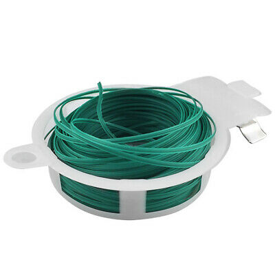 £9 • Buy 50/100m Plants Ties Plant Organizer Binding Cable Wire Grafting Twist Plastic