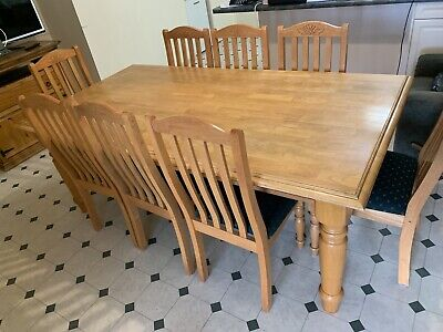 AU80 • Buy Dining Table - Large 8 Seater