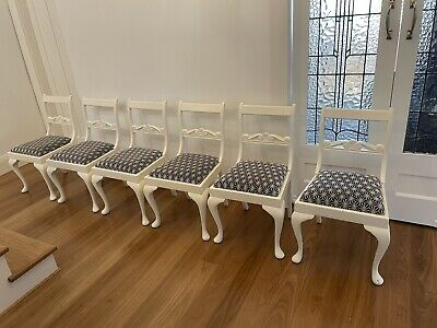 AU5 • Buy Antique Dining Chairs X 6