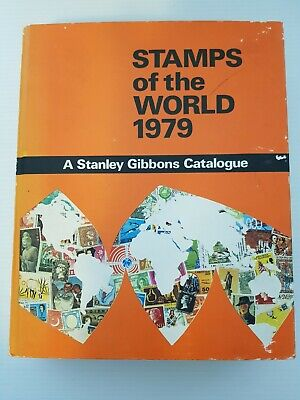 £59.98 • Buy Stamps Of The World 1979 - A Stanley Gibbons Catalogue (Hardcover)