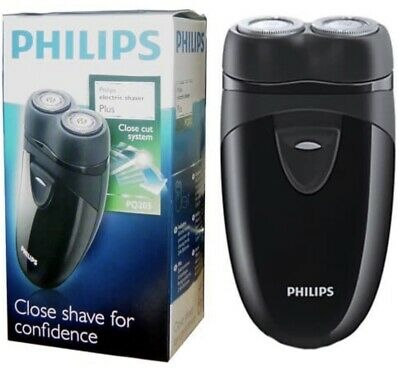 £24.99 • Buy Philips Electric Shaver Plus CloseCut Shaving Cordless 2AA Battery PQ203/17 New
