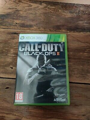 £9.99 • Buy Call Of Duty Black Ops 2 II Xbox 360 Game Complete
