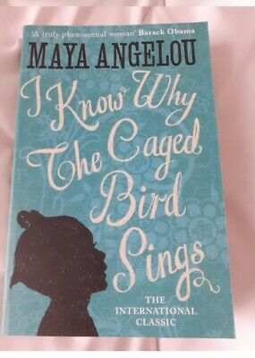 £3 • Buy I Know Why The Caged Bird Sings Book By Maya Angelou Paperback