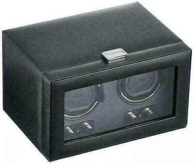 $ CDN607.26 • Buy WOLF 270102 Heritage Double 2.1 Watch Winder Black Glass Cover