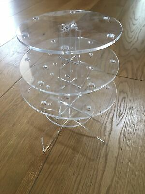 £10 • Buy 24 Lollypop/Cake Pop Holder Display Acrylic Stand Cupcake Decorating Craft