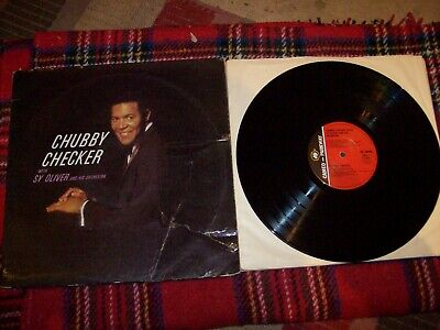 £3 • Buy Chubby Checker With Sy Oliver Orchestra...1964 Cameo Parkway L.p