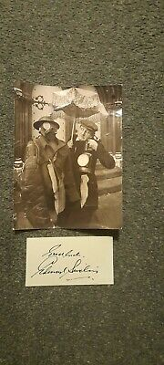 £275 • Buy Signed Autograph Of Edward Sinclair Dads Army